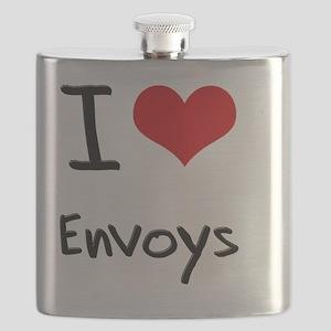 I love Envoys Flask