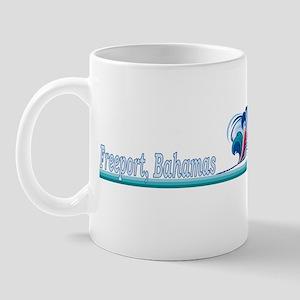 Freeport, Bahamas Mug
