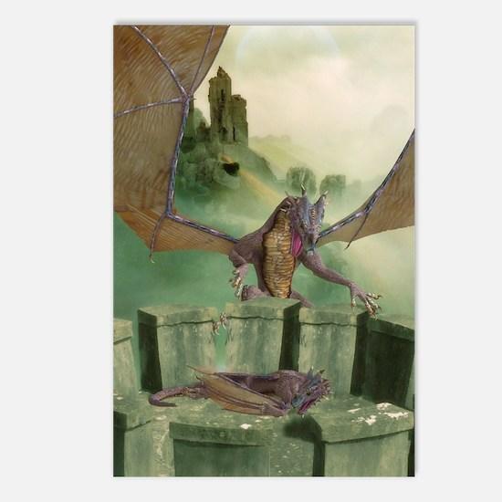 dl_kindle_553_H_F Postcards (Package of 8)