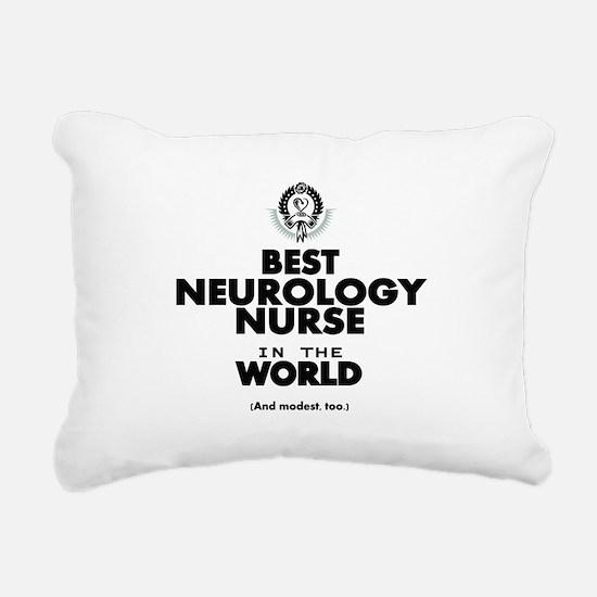The Best Nurse in the World Neurology Rectangular