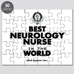 The Best Nurse in the World Neurology Puzzle