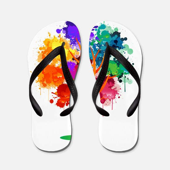 Different Not Less Flip Flops