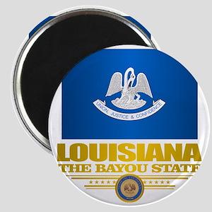 Louisiana Pride Magnet