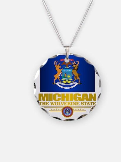Michigan Pride Necklace