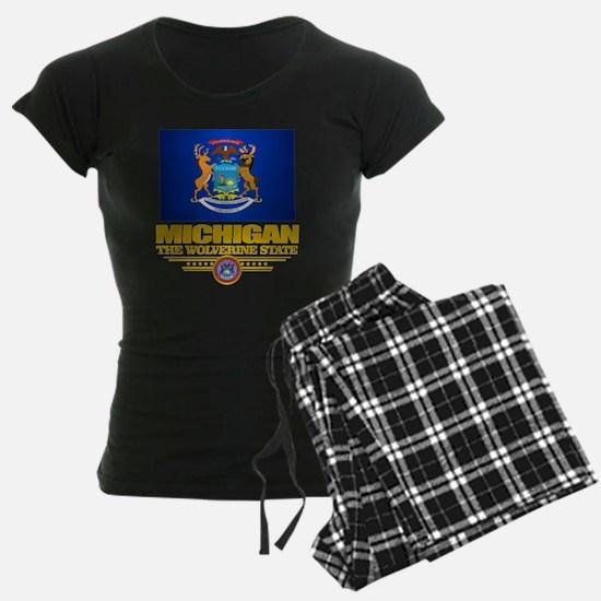 Michigan Pride Pajamas
