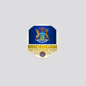 Michigan Pride Mini Button