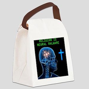 neural Canvas Lunch Bag