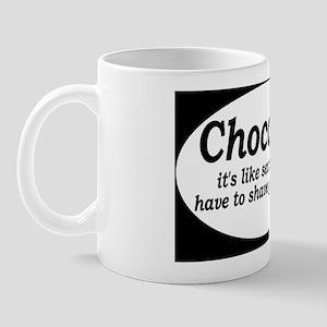 chocolateoval Mug