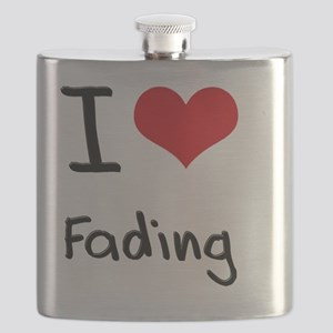 I Love Fading Flask