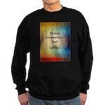Proud Homeschool Dad Sweatshirt
