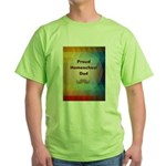 Proud Homeschool Dad T-Shirt