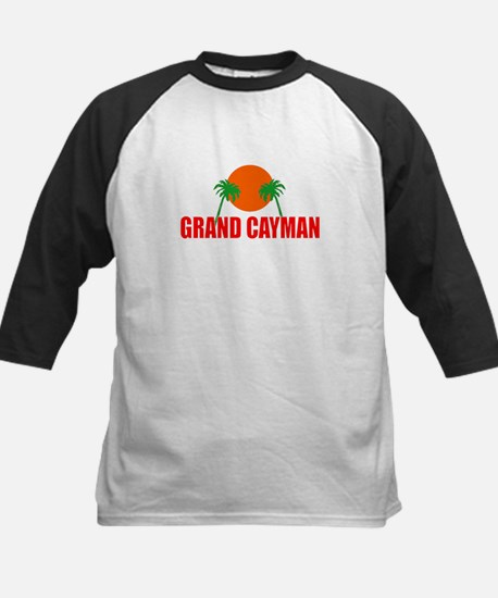 Grand Cayman Kids Baseball Jersey