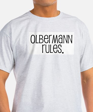 Olbermann Rules T-Shirt