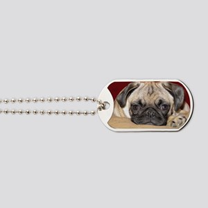 Adorable iCuddle Pug Puppy Dog Tags