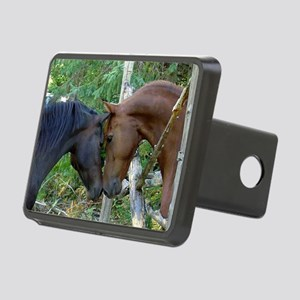 Best Friends Forever Rectangular Hitch Cover