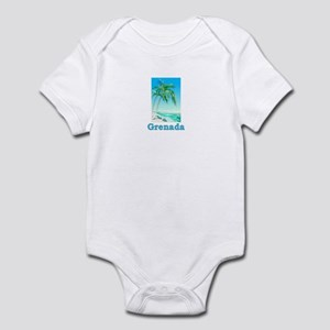 Grenada Infant Bodysuit