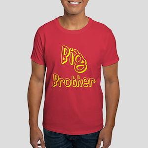 Big Brother (Yellow) Dark T-Shirt