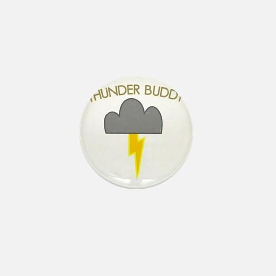 Thunder Buddy Mini Button