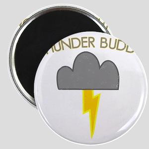 Thunder Buddy Magnet