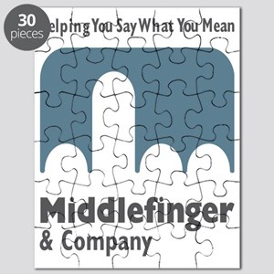 Middlefinger & Company Puzzle