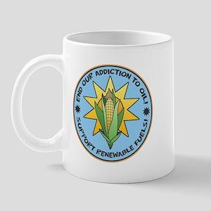 Support Renewable Fuels Mug