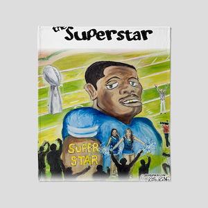 The Superstar Throw Blanket