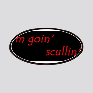 Im Goin Scullin! Patch