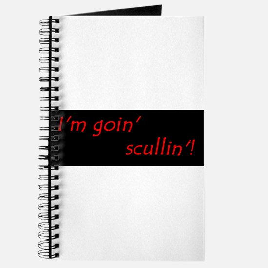 Im Goin Scullin! Journal