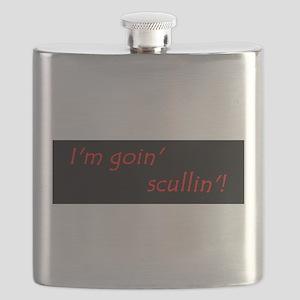 Im Goin Scullin! Flask