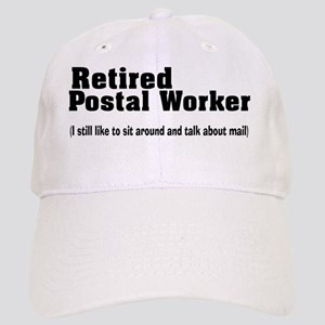 9ea6c77c2f4ab Postal Carrier Retirement Hats - CafePress