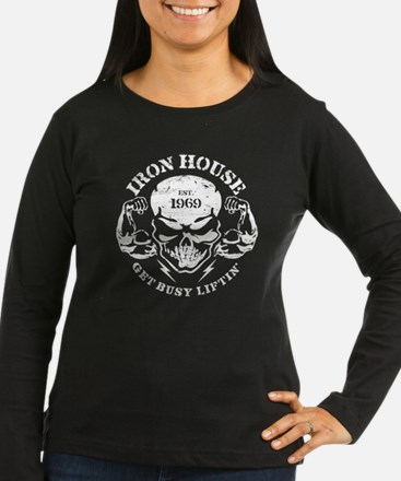 Iron House Muscle T-Shirt