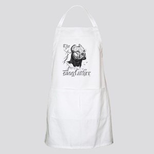 The Pit Bull Dog Father Apron