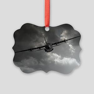 RAF C130 Picture Ornament
