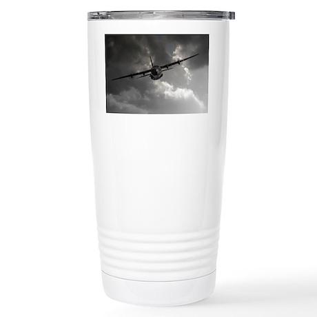 RAF C130 Stainless Steel Travel Mug