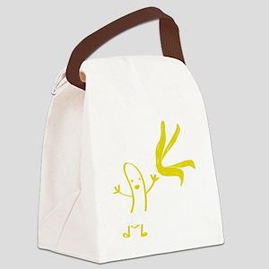 Banana dance Canvas Lunch Bag