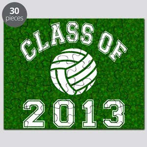 Class Of 2013 Volleyball Puzzle