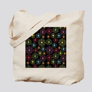 Periodic Shells (Dark) Tote Bag