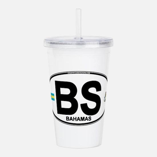 bahamas-oval.png Acrylic Double-wall Tumbler