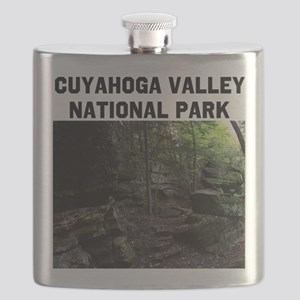 Cuyahoga Valley National Park Flask