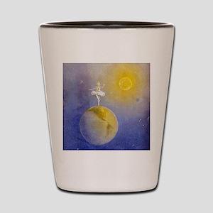 Earth Dancer Shot Glass