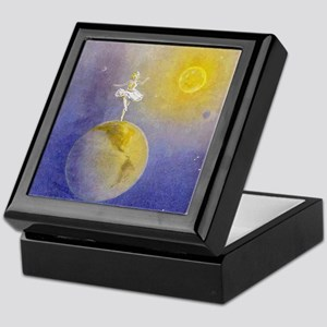 Earth Dancer Keepsake Box