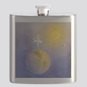 Earth Dancer Flask