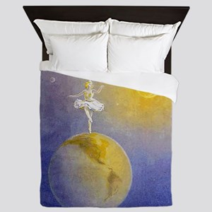 Earth Dancer Queen Duvet