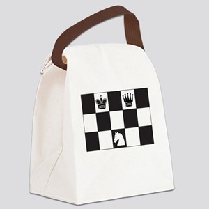 Royally Forked Canvas Lunch Bag