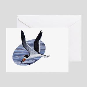 Skimmer Greeting Card
