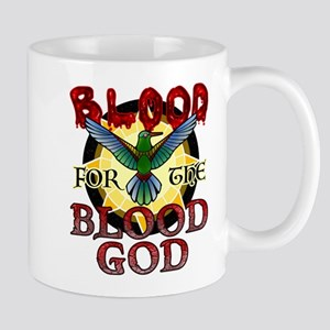 Blood for the Blood God Mugs