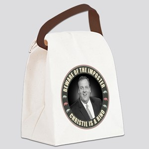 Christie Is A RINO Canvas Lunch Bag