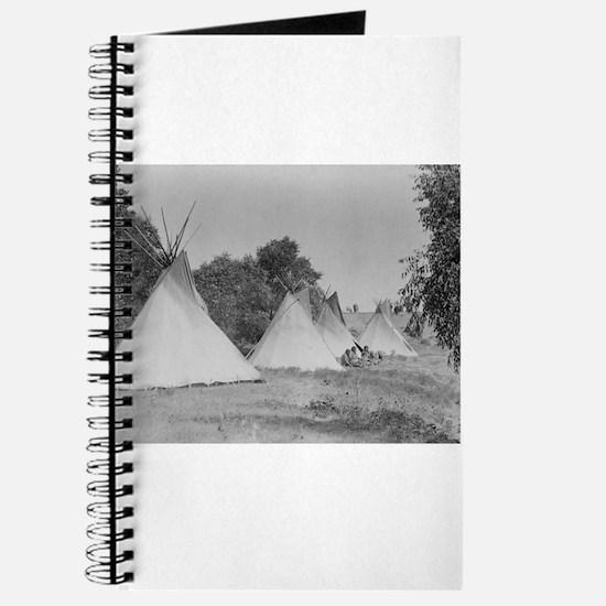 Camp Life NDN History Journal