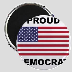 Democrat Pride (Flag) Magnet