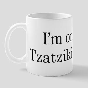 Tzatziki diet Mug